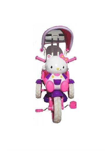 BabyHope Babyhope 135 Ketty Üç Teker Bisiklet - Pembe/Lila Renkli